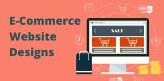 E-Commerce Website Designs