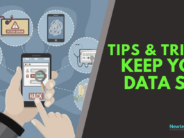 Tips & Tricks Keep YOur Data Safe